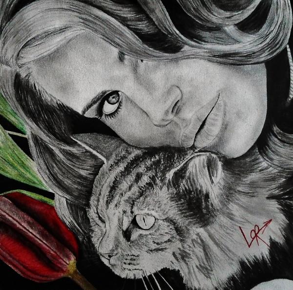 Lana Del Rey by Laulau
